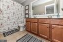 2nd full bath on upper level! - 25974 KIMBERLY ROSE DR, CHANTILLY