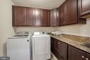 Upper level laundry Room - 31 LIBERTY KNOLLS DR, STAFFORD