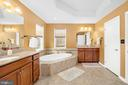 Soaking Tub - 31 LIBERTY KNOLLS DR, STAFFORD