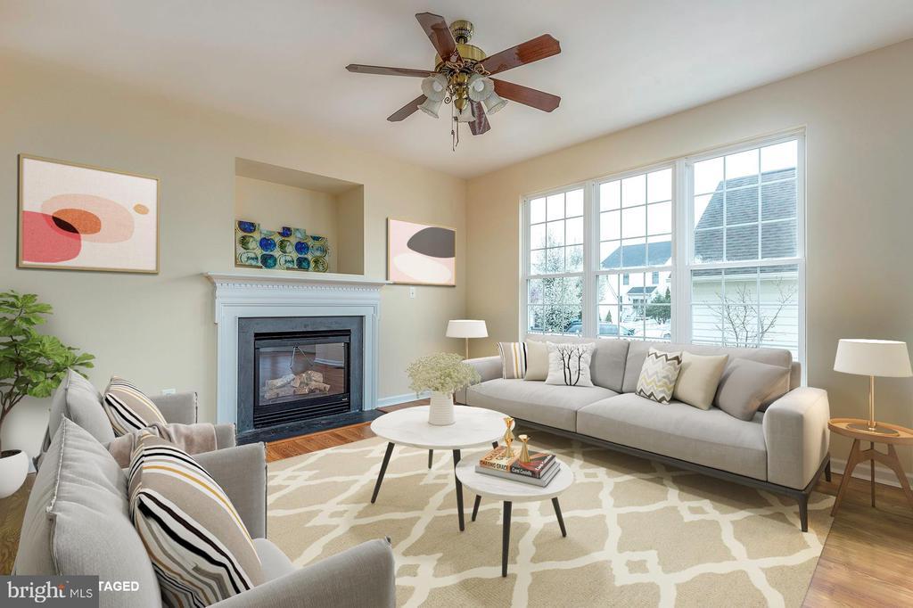 Family Room Virtual Design Ideas - 42571 PELICAN DR, CHANTILLY