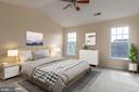 Master Bedroom Virtual Design Ideas - 42571 PELICAN DR, CHANTILLY