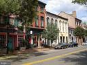 Charming street in Old Town - 1112 N PITT ST, ALEXANDRIA