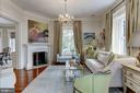Living Room - 3601 MACOMB ST NW, WASHINGTON