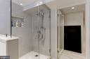 Lower Level Full Bath - 3601 MACOMB ST NW, WASHINGTON