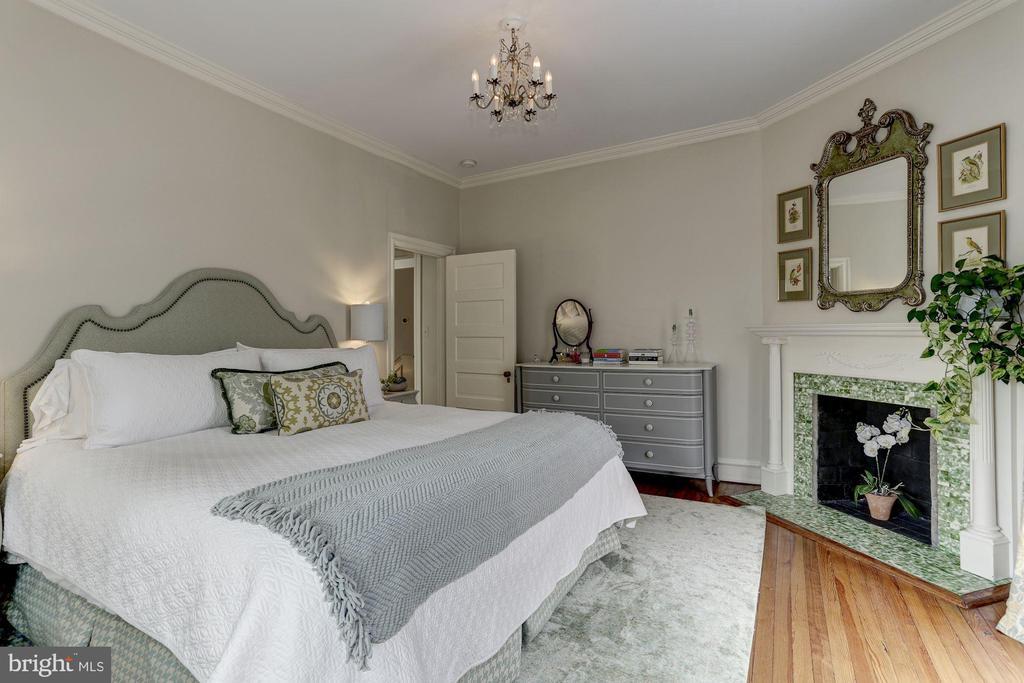 Master Bedroom - 3601 MACOMB ST NW, WASHINGTON