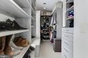 Walk in Closet - 3601 MACOMB ST NW, WASHINGTON