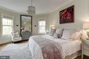 Bedroom # 2 - 3601 MACOMB ST NW, WASHINGTON
