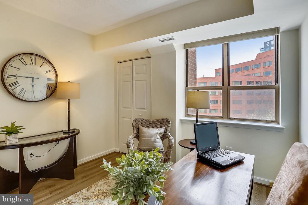 Bedroom #2 - 4808 MOORLAND LN #503, BETHESDA