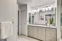 Master Bedroom En Suite - 2111 WISCONSIN AVE NW #PH7, WASHINGTON