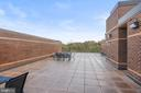 Rooftop Deck - 2111 WISCONSIN AVE NW #PH7, WASHINGTON