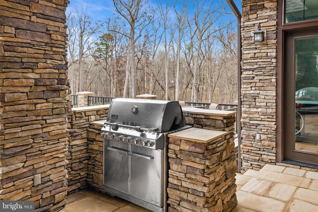 Patio Grill - 10403 TREATY CT, SPOTSYLVANIA