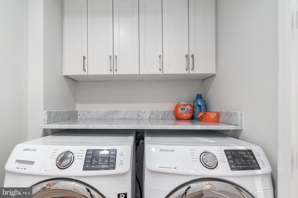 Laundry Room - 8111 RIVER RD #125, BETHESDA