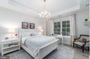 2nd Bedroom with Custom Built -In Closets - 8111 RIVER RD #125, BETHESDA