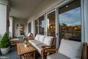 Private Terrace - 8111 RIVER RD #125, BETHESDA