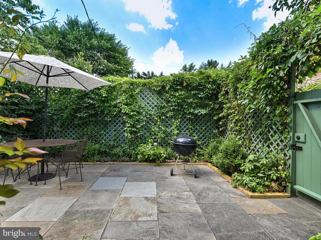 Grilling, morning coffee and pure relaxation! - 121 W 2ND ST, FREDERICK