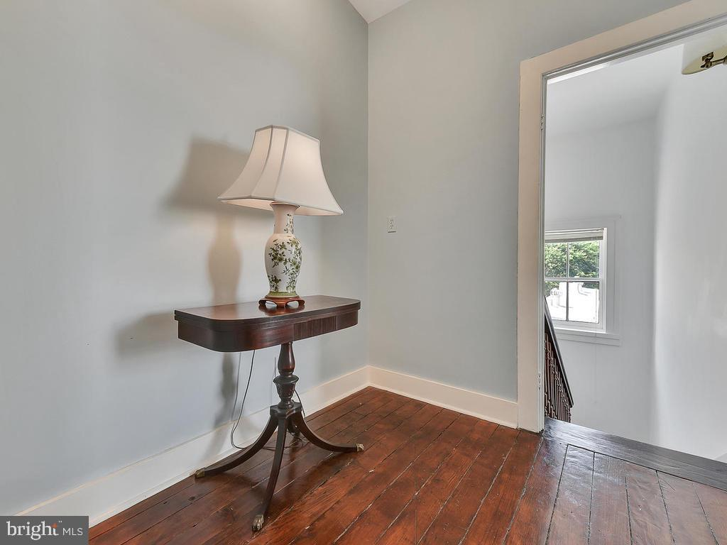 Landing was previous kitchen, can easily convert! - 121 W 2ND ST, FREDERICK