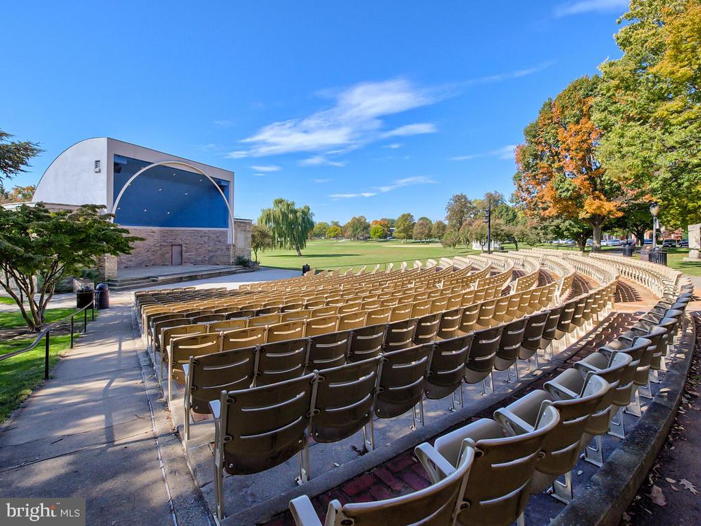 Amphitheatre for Sunday night concerts! - 121 W 2ND ST, FREDERICK