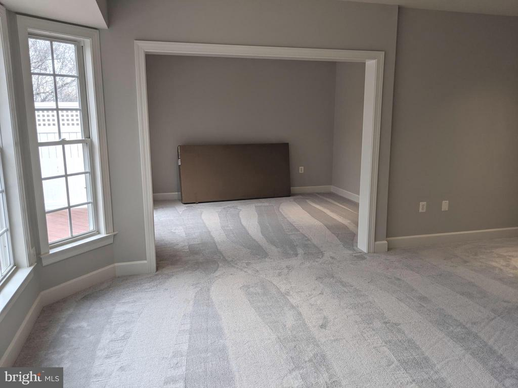 Master Bedroom with Sitting Room - 18213 CYPRESS POINT TER, LEESBURG