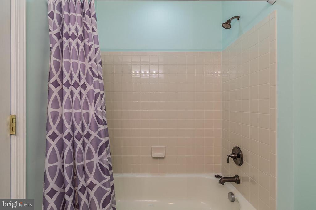 Princess Tub shower bath - 20226 BROAD RUN DR, STERLING