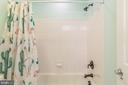 Jack & Jill bathroom - 20226 BROAD RUN DR, STERLING