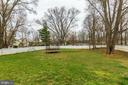 Ample space for yard play on a  level lot - 20226 BROAD RUN DR, STERLING