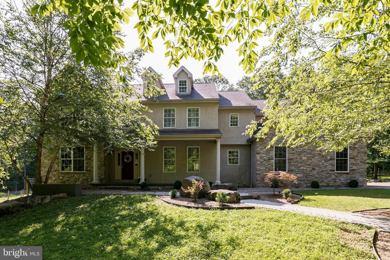 Single Family Homes για την Πώληση στο Perkiomenville, Πενσιλβανια 18074 Ηνωμένες Πολιτείες