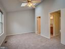 Vaulted Makes This Bedroom Roomy - 20422 SUMMERSONG LN, GERMANTOWN