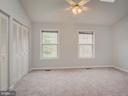 Large and SunFilled Master Bedroom - 20422 SUMMERSONG LN, GERMANTOWN