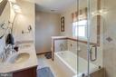 Attached Master Bath - 13813 TURTLE CT, GAINESVILLE