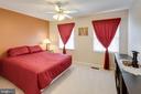 Bedroom 2 - 13813 TURTLE CT, GAINESVILLE
