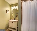 Guest Bath Is Directly Across From Bedrooms - 8902 TRANSUE DR, BETHESDA