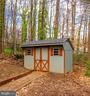 Gardner's Delight Shed Features New Roof - 8902 TRANSUE DR, BETHESDA