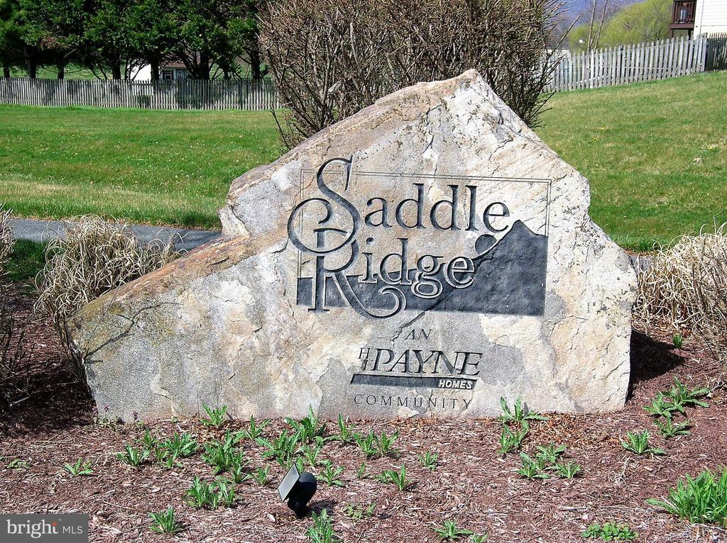 Saddle Ridge development welcomes you - 2505 UNDERWOOD LN, ADAMSTOWN