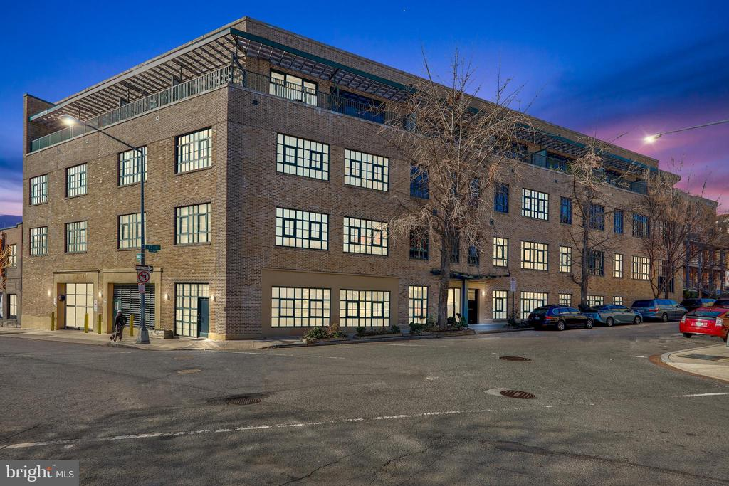 Delancey Lofts - 1701 KALORAMA RD NW #314, WASHINGTON