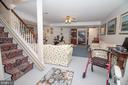 Lower Level Family Room - 25282 KENNEBEC DR, CHANTILLY