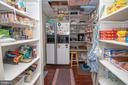 Spacious, Walk-In Pantry - 25282 KENNEBEC DR, CHANTILLY