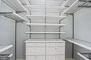 Elfa Closet System - 2217 FLAGLER PL NW, WASHINGTON