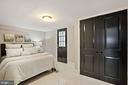 Bedroom - Apartment - 2217 FLAGLER PL NW, WASHINGTON