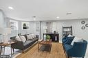 Living Room - Apartment - 2217 FLAGLER PL NW, WASHINGTON