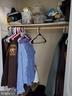 Guest Bedroom 2 Closet - 403 WESTOVER PKWY, LOCUST GROVE