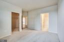 Spacious Bedroom #2 (En-Suite) - 12001 MARKET ST #150, RESTON