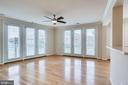 Living Room - 12001 MARKET ST #150, RESTON