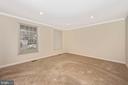 Living room with an abundance of light - 2505 UNDERWOOD LN, ADAMSTOWN