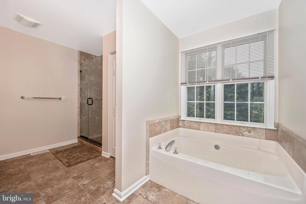 Master bath - 2505 UNDERWOOD LN, ADAMSTOWN