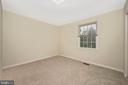 Bedroom #4 on the upper level - 2505 UNDERWOOD LN, ADAMSTOWN