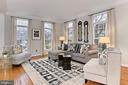 Living Room - 2100 21ST RD N, ARLINGTON