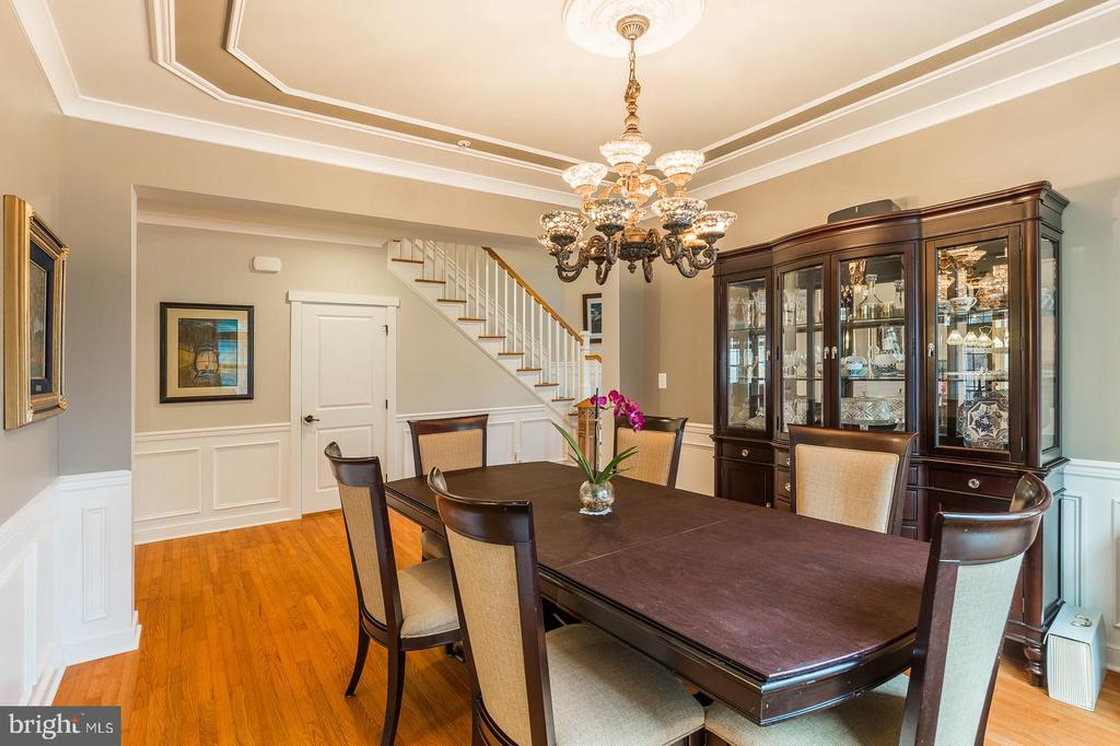 Formal Dining Room - 17109 GULLWING DR, DUMFRIES