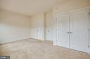 Roomy closets for storage - 8900 ENGLEWOOD FARMS DR, MANASSAS