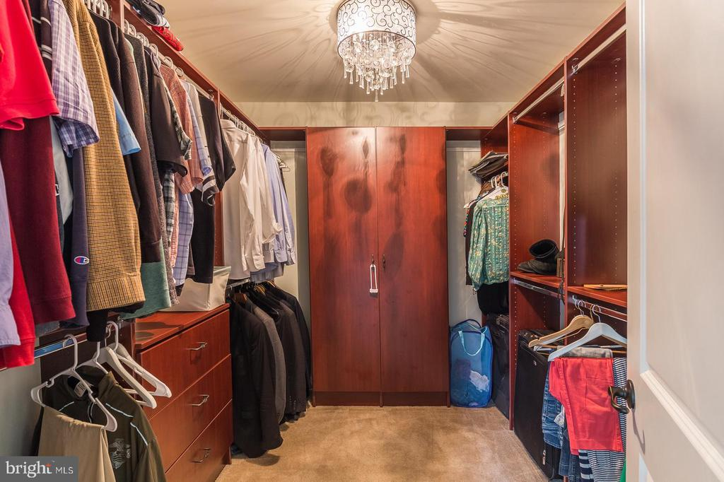 The custom closet - 17109 GULLWING DR, DUMFRIES