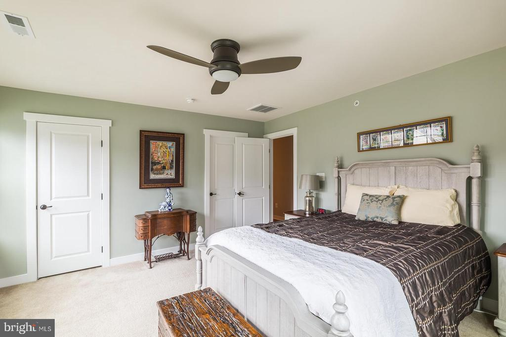A great guest room with full bath Bedroom #2 - 17109 GULLWING DR, DUMFRIES
